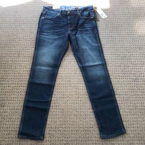 Tech-Stretch skinny jeans